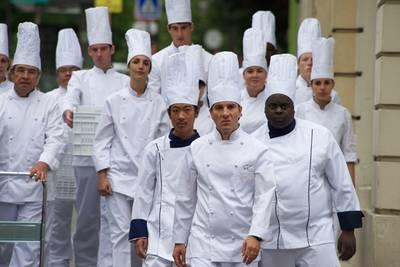 Comme un chef en el festival de cine franc s for Chef en frances