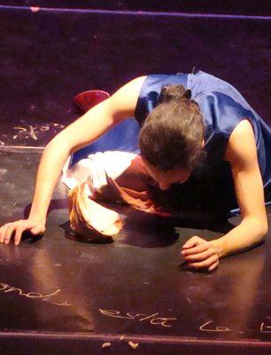 un momento de la danza teatro de trasto teatro