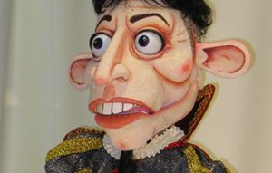 foto de la marioneta de don mendo