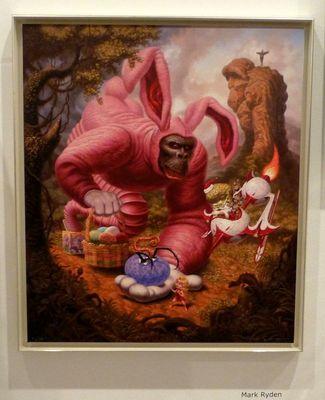 Obra de Mark Ryden
