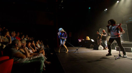 Hedwig and the Angry Inch. Festival Terral 2013. Teatro Echegaray.