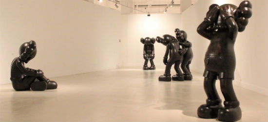 Final Days. Los Companion de Kaws invaden el CAC.
