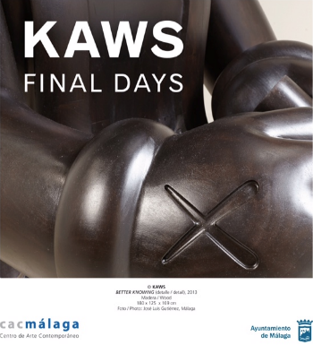 Final Days. Kaws. CAC Málaga.