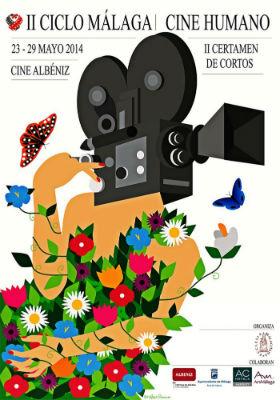 II Ciclo Málaga de Cine Humano en el Cine Albéniz.