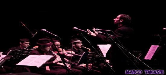 Big Band Conservatorio en Echegaray