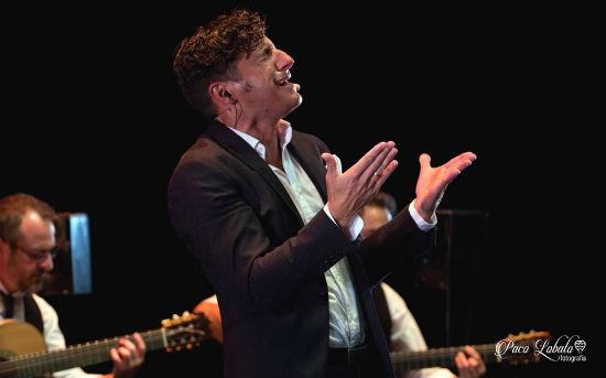 David Palomar en el Teatro Echegaray