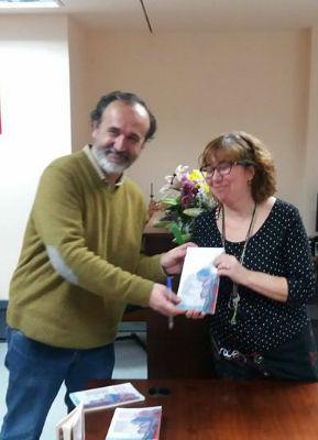 Loli Pérez González, Quién te escribía, Cervantes, dime quién era, Biblioteca Provincial de Málaga, Ediciones Azimut,
