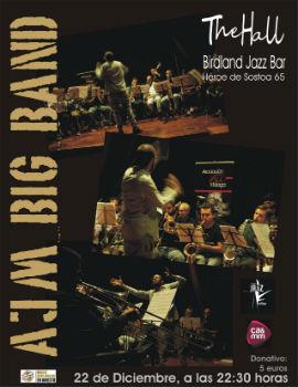 The Hall, Birdland Jazz Bar.