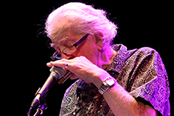 John Mayall, Teatro Cervantes, Livin & lovin the blues Tour 2017,