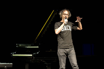 James Rhodes en el Teatro Cervantes
