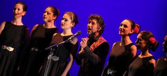 Arcángel Y Las Nuevas Voces Búlgaras En El Cervantes