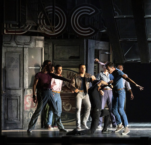 West Side Story, Teatro Cervantes, Som Produce,