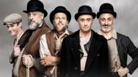 37 Festival de Teatro, Teatro Cervantes, Teatro Echegaray, Esperando a Godot, Pentación Espectáculos,