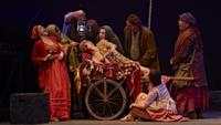37 Festival de Teatro, Teatro Cervantes, Teatro Echegaray, Divinas palabras,  Centro Dramático Nacional (CDN), Producciones Faraute,