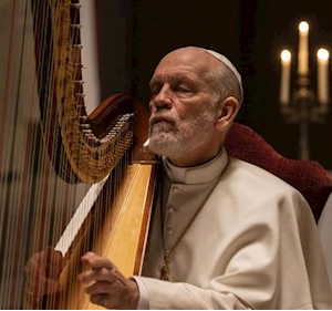 The Young Pope, The New Pope, Paolo Sorrentino, Jude Law. John Malkovich, Silvio Orlando, Javier Cámara, Diane Keaton, Cécile De France,